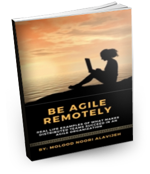 ebook-Be-Agile-Remotely-By-Molood-Agile distributed teams